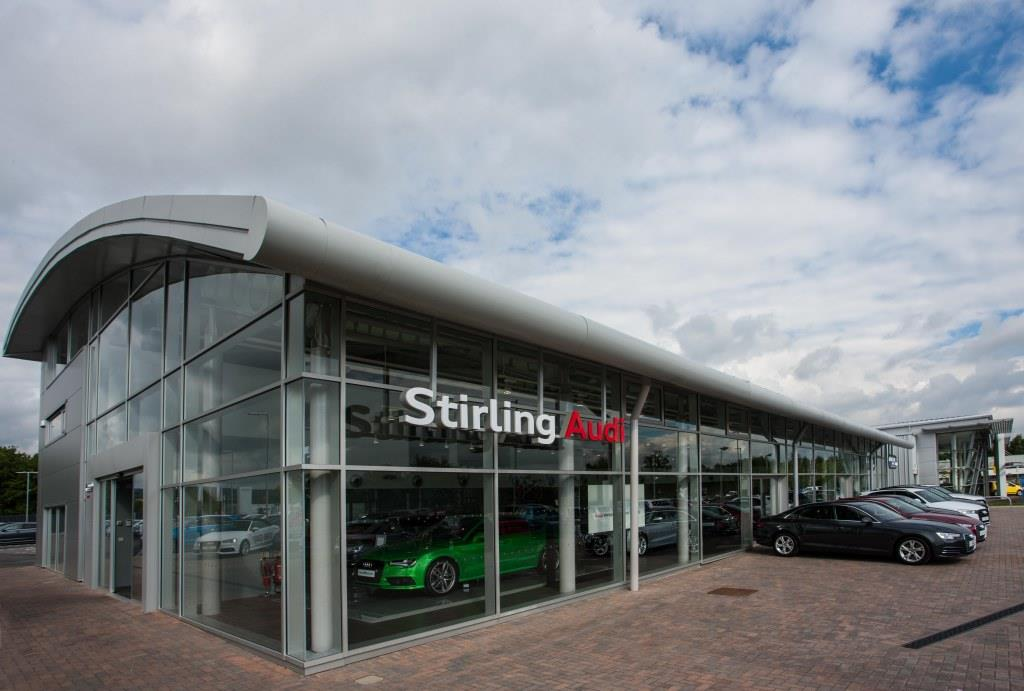 Stirling Audi Extension