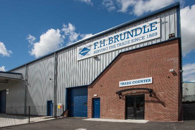 FH Brundle - Glasgow